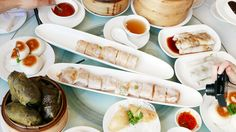 Dim Sum, Shrimp Dumplings, Vancouver Food, Seafood Restaurant, Food Cravings, Fresh Rolls, Portland, Travel Guide, Seattle