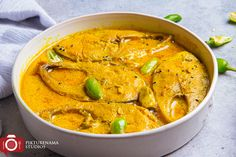 Shorshe Ilish - the evergreen classic Bengali Fish Recipes, Yellow Mustard Seeds, Fish And Chicken, Nigella Seeds, Red Chili Powder, Recipe Boards, Family Meals, Asian, Dairy Free