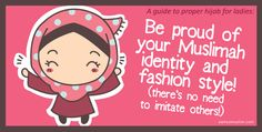 Proud to be Muslimah :)