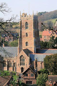 ~Dunster Church, Somerset~