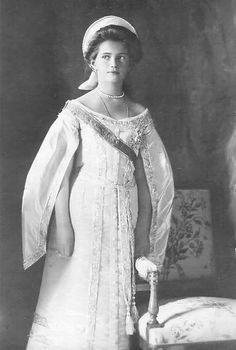 Grand Duchess Marie Nikolaievna of Russia