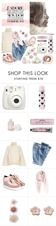 """cosy"" by zeynepciim ❤ liked on Polyvore featuring Martha Stewart, Sugarpill, Soap & Paper Factory, ADAM, STELLA McCARTNEY, Nordstrom, Accessorize, women's clothing, women and female"