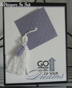 Graduation card....