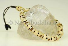 Armband Türkis Armschmuck Nepal Knochen Bone Handarbeit 91