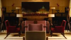 Luxury Hotels at The Leading Hotels of the World, Ltd. Your source for small luxury hotels, luxury vacations and travels, resort hotels, and luxury vacations in Rocco Forte Hotel De Russie. Le Vatican, Hotel Rome, Rome Hotels, Small Luxury Hotels, Luxury Homes, Turin, Hotels And Resorts, Best Hotels, Designer Hotel