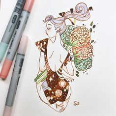 "11.2k Likes, 41 Comments - @sibylline_m on Instagram: ""More flowers ☀️"""