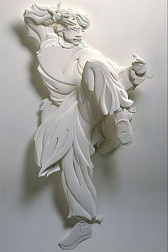Astonishing Paper Sculptures from Jeff Nishinaka | The Design Inspiration