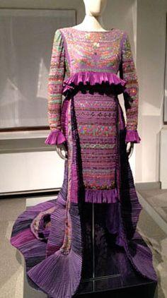 Roberto Capucci - Haute Couture - Robe de Soirée 'Sculpture'