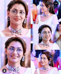 Silk Saree Blouse Designs, Silk Sarees, Sriti Jha, Kumkum Bhagya, Beautiful Indian Actress, Indian Actresses, Actors, Beauty, Fashion