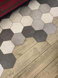 Roman cafe floor