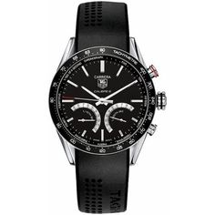 Tag Heuer Carrera Chronograph Mens Watch CV7A12FT6012