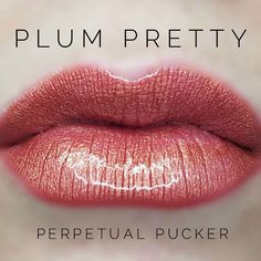 LipSense distributor #228660 @perpetualpucker Plum Pretty