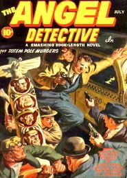 1940s Pulp Covers