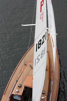 My sailboat