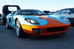 Lately Ford GT vehicles are showing up at car shows around the city. These wheels are looking pretty good, and one of my favourite colour schemes, the Gulf colours.     http://choxeviet.com/Cho-oto.aspx  http://choxeviet.com/ford/-i22/escape-j67.aspx