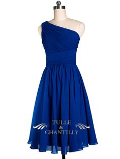 Good site for dresses - everything's available in eight million colors, nicely made designs. Tulle & Chantilly.