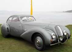1938 replica Embiricos Special (design by Georges Paulin)