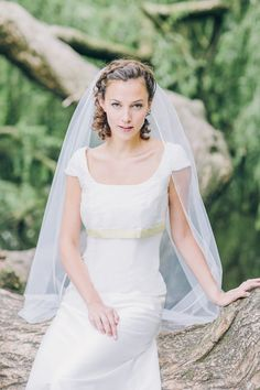 wedding dress by noni. Photography: Le Hai Linh ...