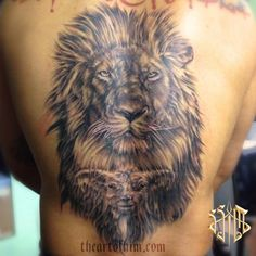 27 Best Lion And Lamb Tattoos For Women Images Lamb Tattoo Lion