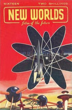 New Worlds 1952-07