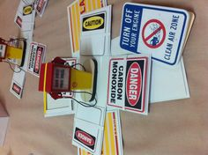 YUX gas pump centerpiece. My customized exploding Box. Perfect gift for your loved ones.