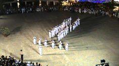 Bulgarian Navy Band performance, August 10, 2013, Varna, Bulgaria.