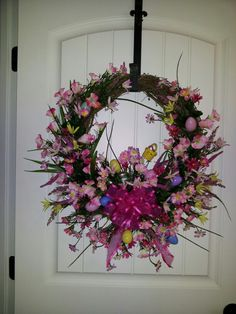 Easter wreath by kyong