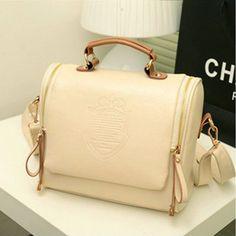 6 Colors Small Vintage Rivet Leather Bag Women Shoulder Messenger Bag Crossbody Fringe Bag Women Clutch Party Street # L09394