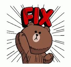 The perfect BrownAndCony Fix Fixed Animated GIF for your conversation. Cute Couple Cartoon, Cute Love Cartoons, Cony Brown, Brown Bear, Chibi Cat, Happy Gif, Cute Love Gif, Danbo, Emoji Faces