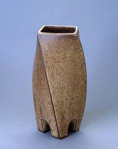 Altered Square Ikebana / Flower Vase