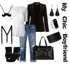 """""""My Chic Boyfriend"""" by mistisis on Polyvore"""