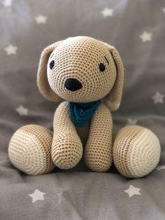 ein neuer Begleiter für dich mit liebe gehäkelt  Nach einer Anleitung von #leami und gehäkelt von #wollkönigin Teddy Bear, Toys, Animals, Nice Things, Cuddling, Love, Tutorials, Activity Toys, Animales