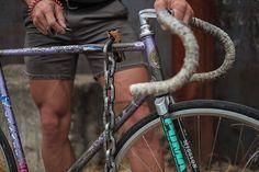 Bike Messenger. Photographer. Self Portrait, Digital, 2015