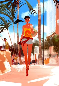 Another sunny day in Hawaii by PascalCampion.deviantart.com on @DeviantArt