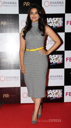 Parineeti Chopra at Hasee Toh Phasee First Look Launch