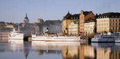 Tukholma on merellinen pääkaupunki.