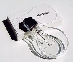 The flat bulb
