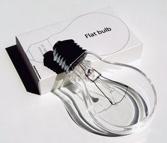 Flat Light Bulbs Are an Incandescent Innovation