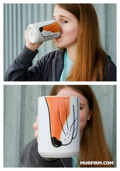 Fox Mugs for the fox lovers.  Great gift.