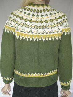 Label: Handmade in Norway for David I Pike, Eiksmarka, Norway