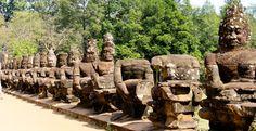 Circuit au Cambodge. Les temples d'Angkor...de splendeurs cachées en splendeurs cachées !