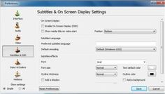 Tips to remove subtitles from VLC Multi-format Media Player