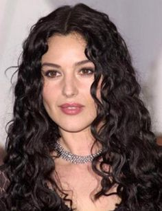 Stylish Curly Long Hairstyles