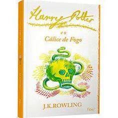 (Submarino) Edição Especial - Harry Potter e o Cálice de Fogo - de R$ 16,89 por R$ 16,50 (2%) de desconto