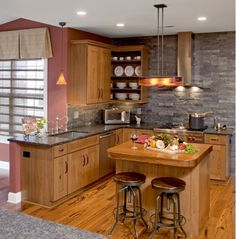 Rustic Eclecticism Kitchen Design: Chester Springs, PA - Home and Garden Design Ideas
