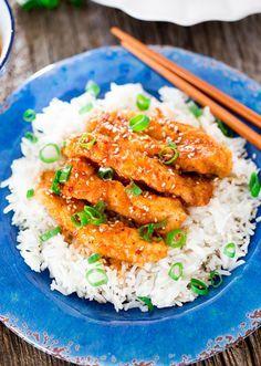Le meilleur poulet au gingembre...Il est tout simplement exquis - Recettes - Recettes simples et géniales! - Ma Fourchette - Délicieuses recettes de cuisine, astuces culinaires et plus encore!