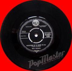 Neil Sedaka Breaking Up Is Hard To Do 45-RCA-1298