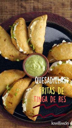 Empanadas, Mexican Dishes, Mexican Food Recipes, Comida Diy, Traditional Mexican Food, Cooking Recipes, Healthy Recipes, International Recipes, Family Meals