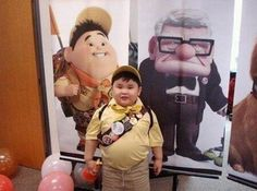 #Up #Russell #Pixar