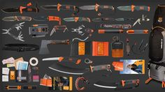 Bear Grylls Ultimate Pack | DudeIWantThat.com